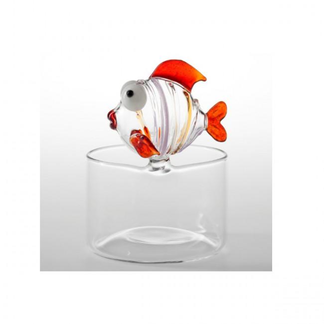 Massimo Lunardon - coppetta Brio pesce colisared.