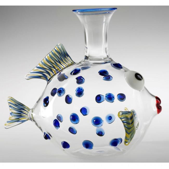 Massimo Lunardon - Decanter pesce Pappagallo.