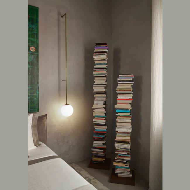 Opinion Ciatti - PTolomeo libreria H 215 bianca base bianca.