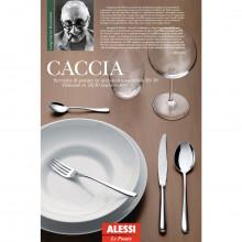 Alessi - Caccia set posate