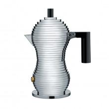 Alessi - caffettiera Pulcina 1 tz rosso o nero