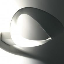Artemide - Mesmeri Led 2700K bianco lampada da parete.
