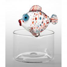 Massimo Lunardon - coppetta Brio pesce betta.