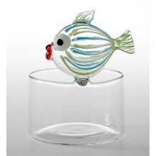 Massimo Lunardon - coppetta Brio pesce imperator.