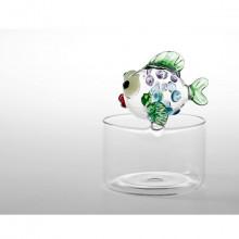 Massimo Lunardon - coppetta Brio pesce molly.