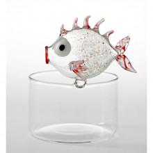Massimo Lunardon - coppetta Brio pesce scorpione.