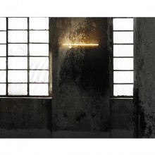 Flos - Coordinates Wall 1 champagne anodizzato lampada da parete.