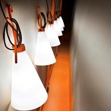Flos - May Day lampada multiuso nera o arancione.
