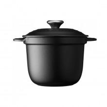 Le Creuset - Casseruola Every  per cottura riso, nera