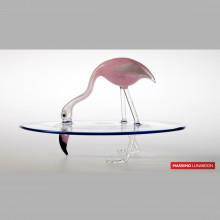 Massimo Lunardon - Alzata Flamingo Splash.