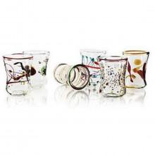 Massimo Lunardon - Set 6 Bicchieri Goto - Goti