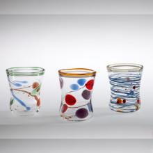 Massimo Lunardon - Gottino bicchiere vino