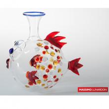 Massimo Lunardon - Decanter pesce Tropical.