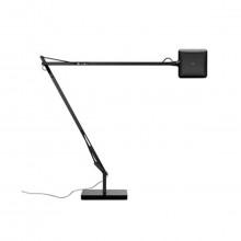 Flos - lampada da tavolo Kelvin Led Base nero, bianco, antracite o cromo.