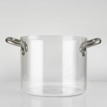 KnIndustrie - knPro pentola in vetro borosilicato