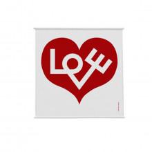 Vitra - Love Heart Environmental Wall Hanging.