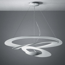 Artemide - Pirce led lampada sospensione bianco.