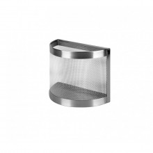 KnIndustrie - Settore pasta in acciaio x pentola in vetro borosilicato.