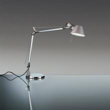 Artemide - Tolomeo mini alluminio lampada da tavolo.