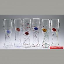 Massimo Lunardon - Weizen Goto bicchiere da birra.